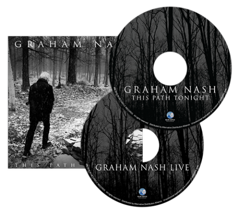Graham Nash to Release Exclusive CD/DVD Combo on September 16 in ...