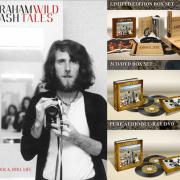 Graham Nash Book and CD Signing